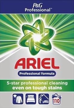 Ariel waspoeder Actilift 110 doseringen