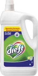 Dreft vloeibaar wasmiddel, voor fijnwas, 78 wasbeurten, flacon van 5,07 liter