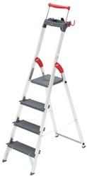 Hailo ladder Profiline S 225 XXR, 4 treden