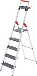 Hailo ladder Profiline S 225 XXR, 5 treden