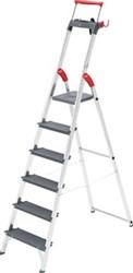Hailo ladder Profiline S 225 XXR, 6 treden