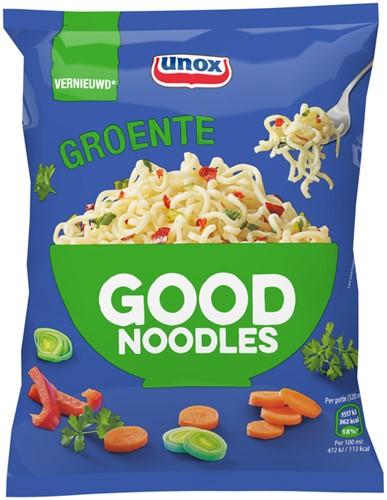 Unox Noodles groenten 11 zakjes
