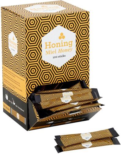 Honingsticks Elite 8gr 100 stuks