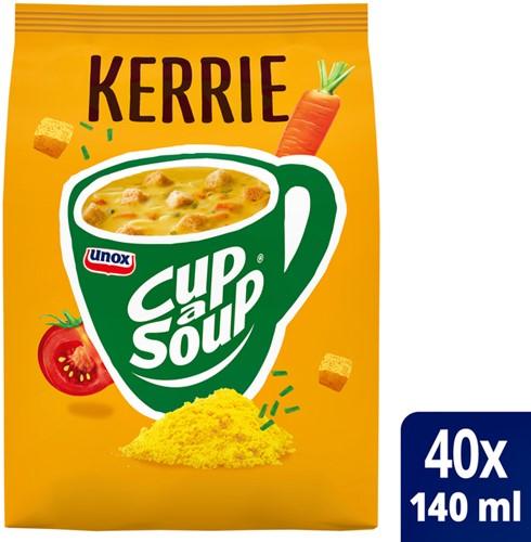Cup-a-soup grootverpakking kerrie met 40 porties