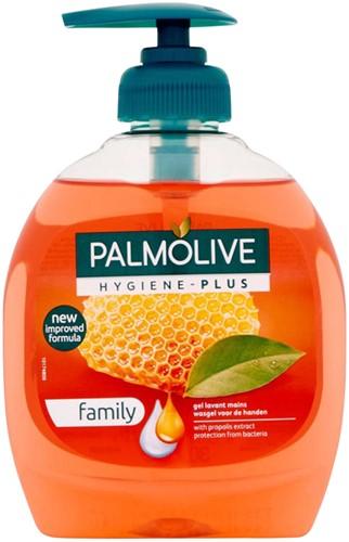 Antibacteriëe Handzeep Palmolive Hygiene plus met pomp 300ml
