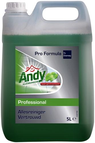 Allesreiniger Andy vertrouwd 5 liter