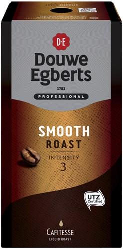 Douwe Egberts vloeibaar koffie concentraat, Cafitesse Smooth Roast, 2 liter, pak van 2 stuks