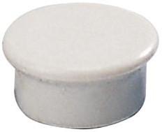 Dahle magneten diameter 13 mm, grijs