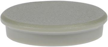 Dahle magneten diameter 32 mm, grijs
