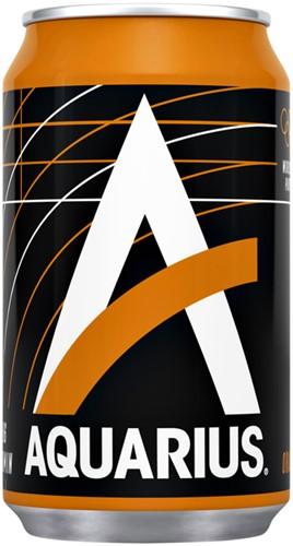 Aquarius Orange blik 0.33l