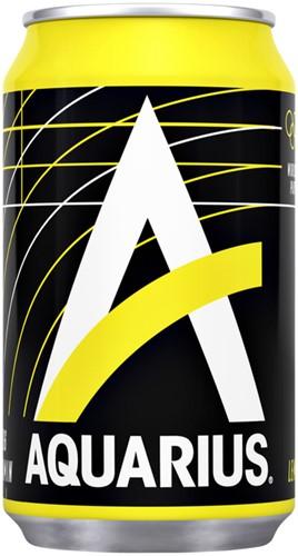 Aquarius Lemon blik 0.33l