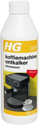 Ontkalker HG voor koffiemachines 500ml