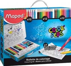 Maped Color'Peps kleurkoffer