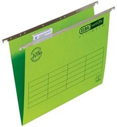 Elba hangmappen voor laden Verticfile Ultimate® groen