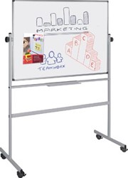 Pergamy magnetisch kantelbord ft 150 x 120 cm