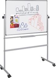 Kantelbord verrijdbaar 150x120cm magnetisch