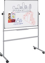 Pergamy Excellence emaille magnetisch kantelbord ft 150 x 120 cm