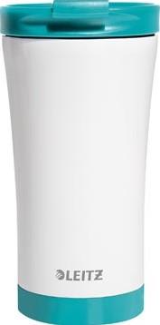 Leitz WOW Thermos koffiebeker inhoud 380 ml ijsblauw
