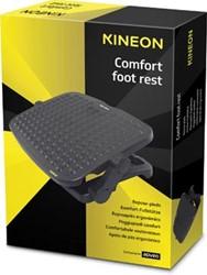 Kineon comfort voetensteun zwart