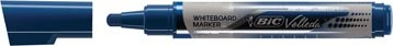 Whiteboard markers Bic Velleda Liquid Ink blauw