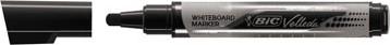 Whiteboard markers Bic Velleda Liquid Ink zwart