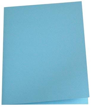 5Star Vouwmap folio blauw
