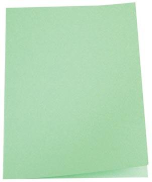 5Star Vouwmap folio groen