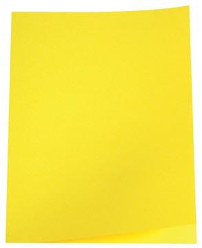 5Star Vouwmap folio geel