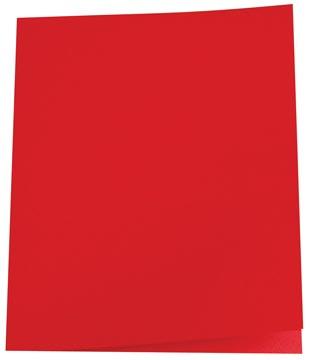 5Star Vouwmap folio rood