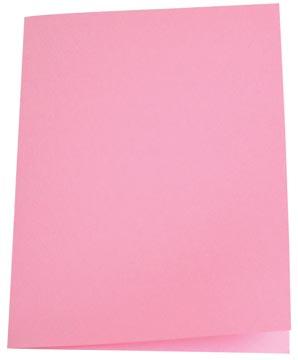 5Star Vouwmap folio roze