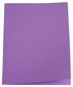 5Star Vouwmap folio lila