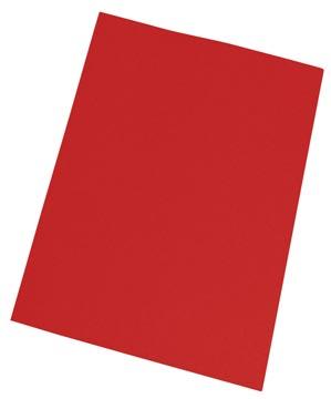 5star Vouwmap A4  rood