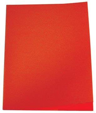 5star Vouwmap A4  oranje