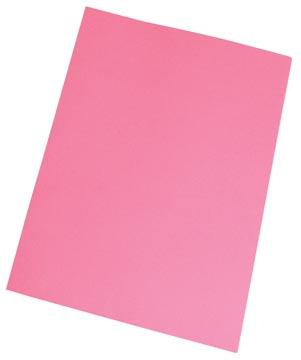 5star Vouwmap A4  roze
