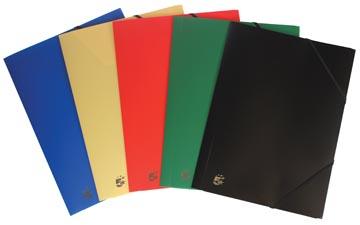 5Star Elastomap geassorteerde kleuren