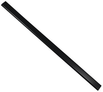 5Star Klemruggen capaciteit tot 30 vel, zwart
