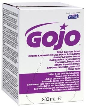 Gojo Mild lotion zeep 800 ml
