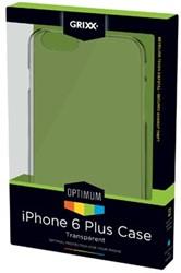 Grixx Optimum case voor Apple iPhone 6 Plus, transparant