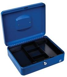 5Star Geldkoffer ft 30 x 9 x 24 cm, blauw