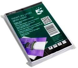 5Star Glossy fotopapier 260 gram pak van 50 blad