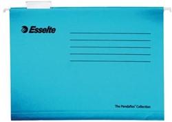 Esselte Pendaflex hangmappen folio blauw