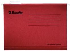 Esselte hangmappen voor laden Pendaflex Plus tussenafstand 365 mm, rood
