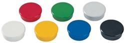 Dahle magneten diameter 38 mm, geassorteerde kleuren
