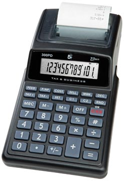 5Star Bureaurekenmachine 300PD