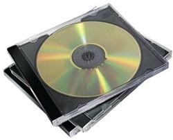 CD/DVD opbergsysteem Fellowes