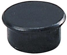 Dahle magneten diameter 13 mm, zwart