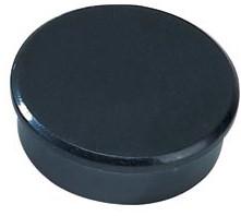 Dahle magneten diameter 24 mm, zwart
