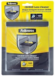 Fellowes CD/DVD-lensreiniger