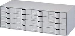 Paperflow bureau ladeblok 16 laden, breedte 107,6 cm
