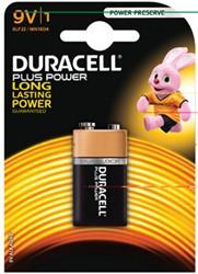 9V batterijen